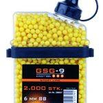 Bolas Airsoft Biodegradables