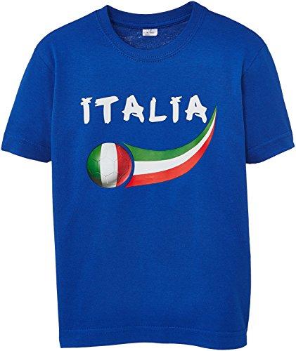 Camiseta Italia Futbol