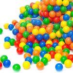 Pelotas de Plastico de Colores