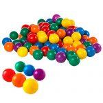 Pelotas Plastico Colores